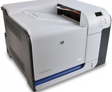 HP Color LaserJet CP3525 Part Numbers