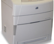HP Color LaserJet 5500 Part Numbers