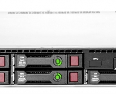 HP ProLiant DL120 Gen9 E5-2630v3 8GB-R H240 8SFF 550W PS Entry Server